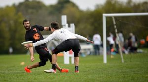 A big hucker and capable deep defender like Jon Nethercutt is immensely valuable in extreme wind games. Photo: Paul Andris  --  UltiPhotos.com